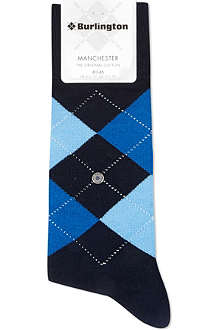 BURLINGTON Manchester original cotton socks