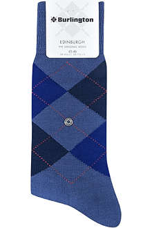 BURLINGTON Edinburgh socks
