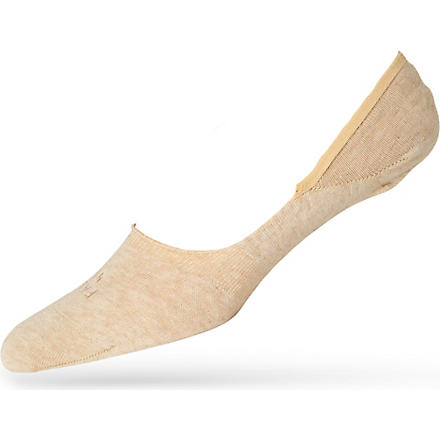 FALKE Step invisible socks (Sand