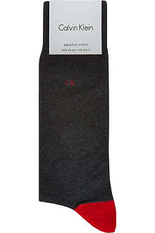 CALVIN KLEIN Egyptian cotton socks