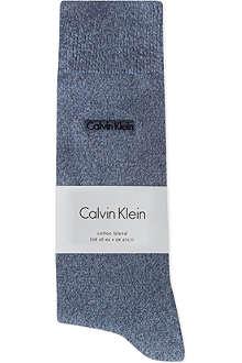 CALVIN KLEIN Classic casual socks