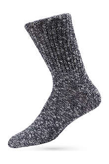 CALVIN KLEIN Combed cotton socks