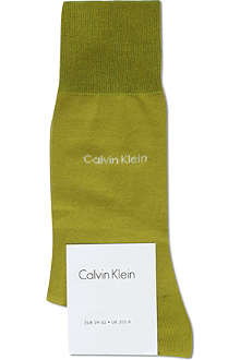 CALVIN KLEIN Premium cotton socks