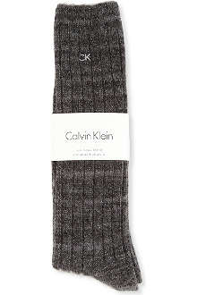 CALVIN KLEIN Space dye socks
