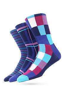 BJORN BORG Smörgåsbord socks three-pack gift box