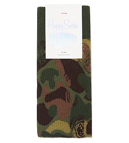 HAPPY SOCKS Happy Socks astronaut socks (Camoflage