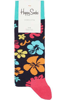 HAPPY SOCKS Hawaii socks