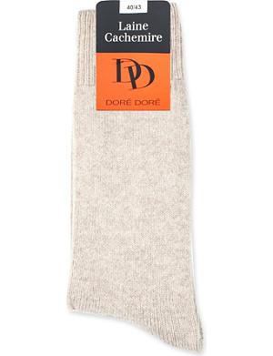 DORE DORE Cashmere socks