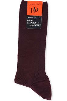 DORE DORE Merino wool socks