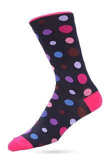 DUCHAMP Star Dot socks