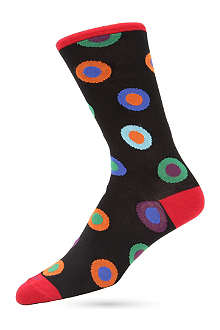 DUCHAMP Dot in spot socks
