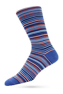 DUCHAMP Platinum Stripe socks