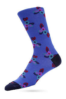 DUCHAMP Grecian Rose socks
