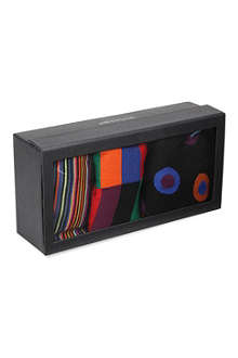 DUCHAMP Pack of three sock box