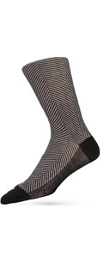 DUCHAMP Herringbone socks