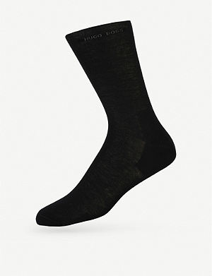 HUGO BOSS Logo socks