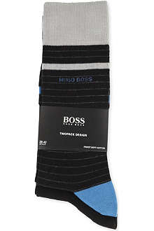 HUGO BOSS Two pack of socks