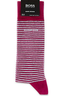 HUGO BOSS Marc striped socks