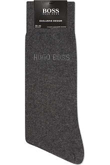 HUGO BOSS Cashmere blend sock