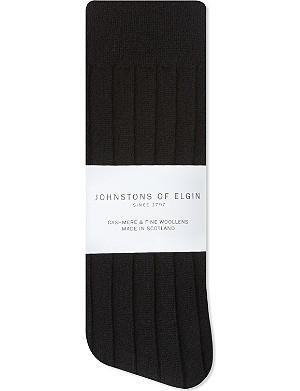 JOHNSTONS Cashmere socks