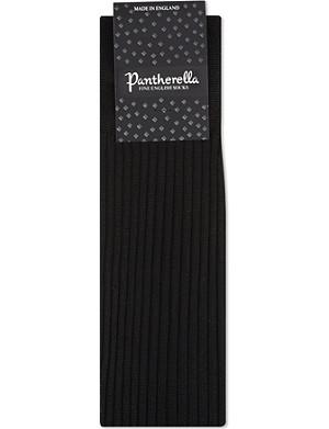 PANTHERELLA Silk knee-high socks