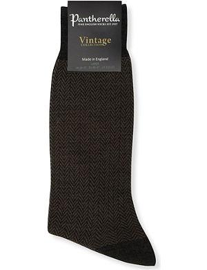 PANTHERELLA Vintage Finsbury socks