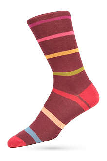 PAUL SMITH Odd Stripe socks