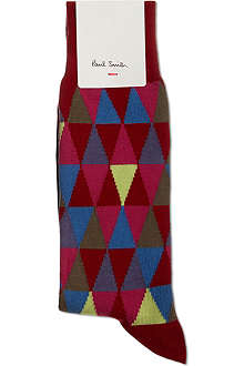 PAUL SMITH Pyramid socks