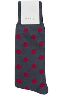 PAUL SMITH Spotted socks