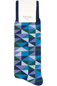 PAUL SMITH Prism socks