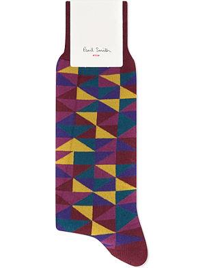 PAUL SMITH Prism socks