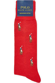 RALPH LAUREN Pony socks