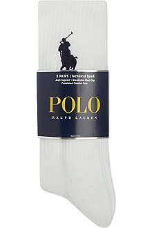 RALPH LAUREN Big Pony socks