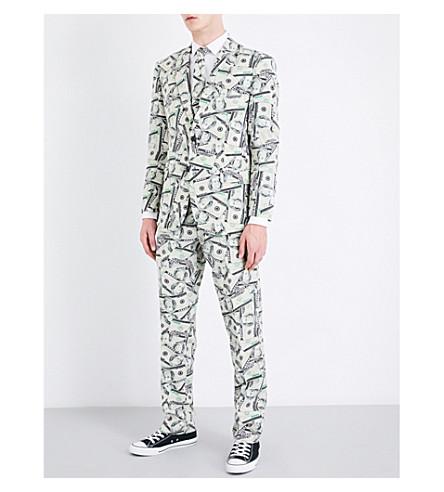 OPPOSUITS Cashanova regular-fit woven suit (Multicolour