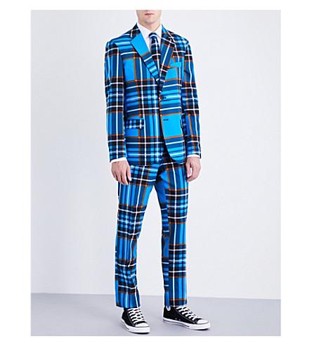 OPPOSUITS Braveheart regular-fit woven suit (Multicolour