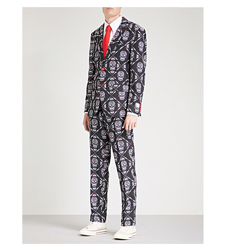 OPPOSUITS Haunting Hombre regular-fit woven suit (Multicolour