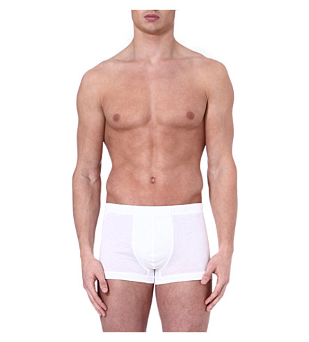 HANRO Sport trunks (White
