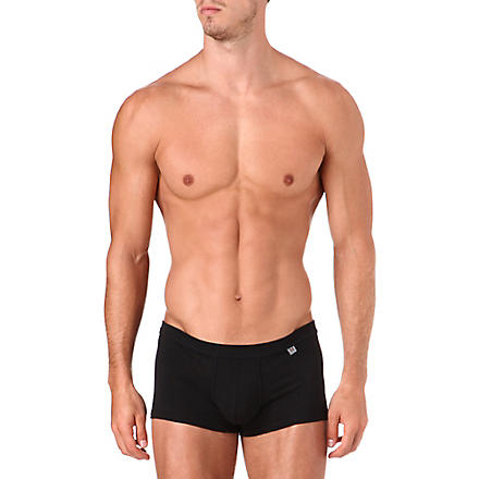 HOM Business boxer briefs (Black