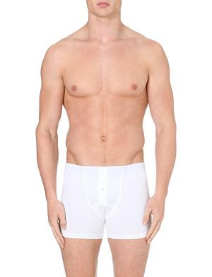 HANRO Superior short-leg boxers