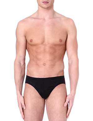 HANRO Sporty cotton briefs