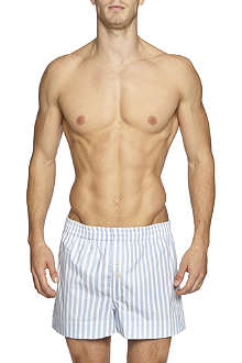 MAX HOLIDAY Alex striped boxers