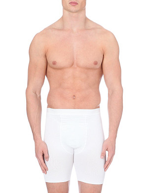 SPANX Compression-Fit long boxers