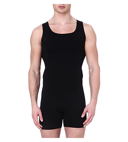 SPANX Zoned performance vest (Black