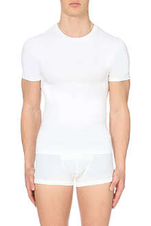 SPANX Light compression crew-neck t-shirt