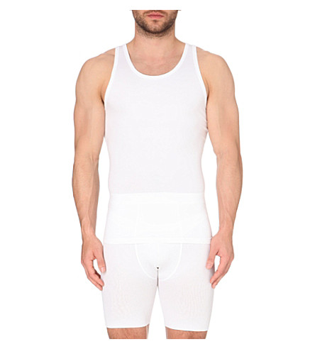 SPANX Light compression vest (White
