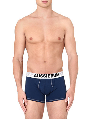 AUSSIEBUM Stretch-cotton trunks