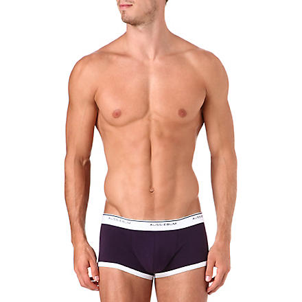 AUSSIEBUM Hitch trunks (Purple