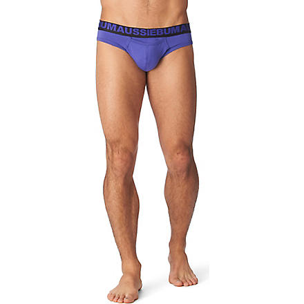 AUSSIEBUM PocketJockit briefs (Purple