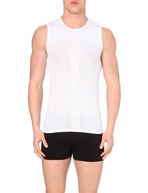 FALKE Mesh-panel vest top