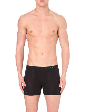 FALKE Seamless mesh-panel trunks